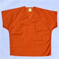 Inmate shirts, solid color