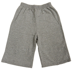 "Sweat/Fleece shorts, 12"" Inseam"